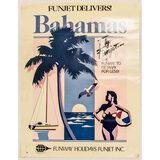 Funjet Bahamas Poster