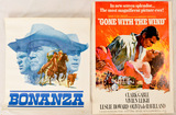 Lot of 4 Movie Related Posters