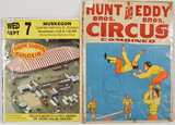 Lot of 13 Vintage Circus Posters