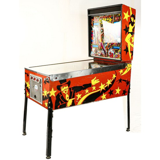 "Gottlieb ""Circus"" Pinball Machine"