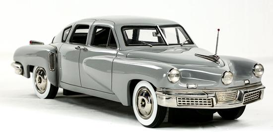 1948 Grey Tucker Model Car