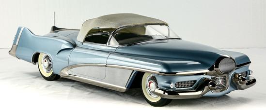1952 GM LeSabre Concept Model Car