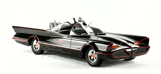 1960's Batmobile Model Car