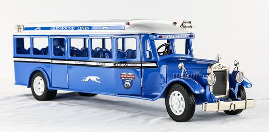Greyhound Motor Coach Model