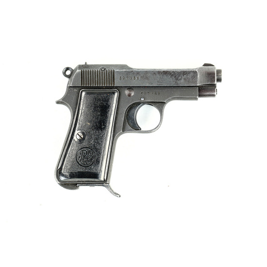 WWII Italian Beretta M1934 .32 ACP Pistol