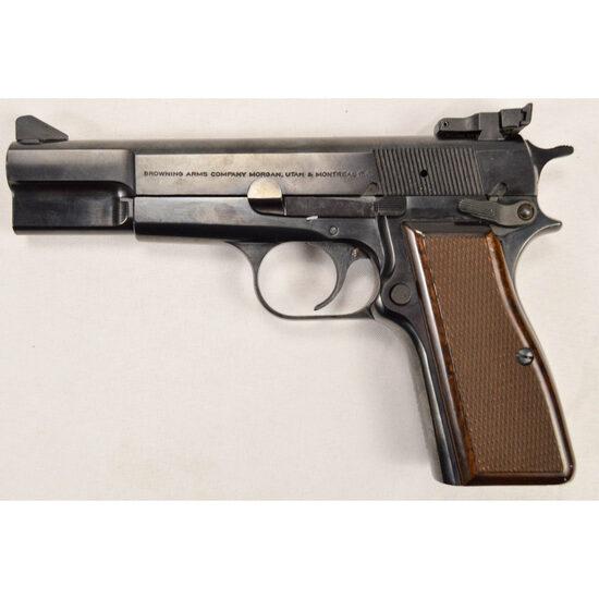 Browning Hi-Power 9mm Pistol