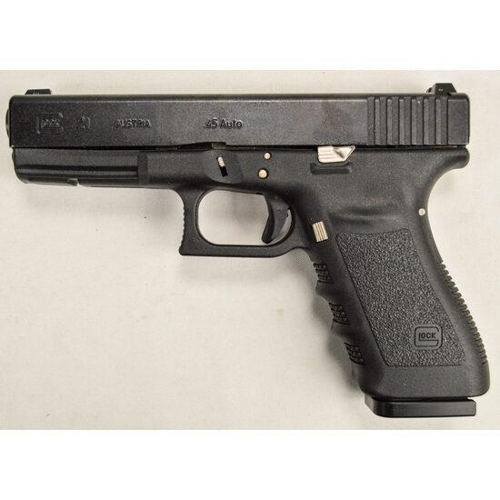 Glock 21 Gen 3 SF .45 Caliber Pistol
