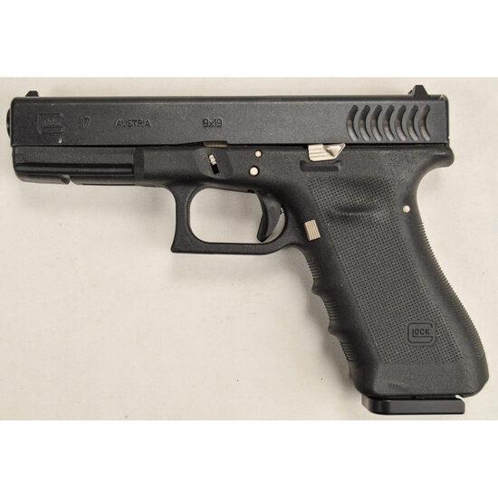 Glock 17 Gen 3 RTF 9mm Pistol
