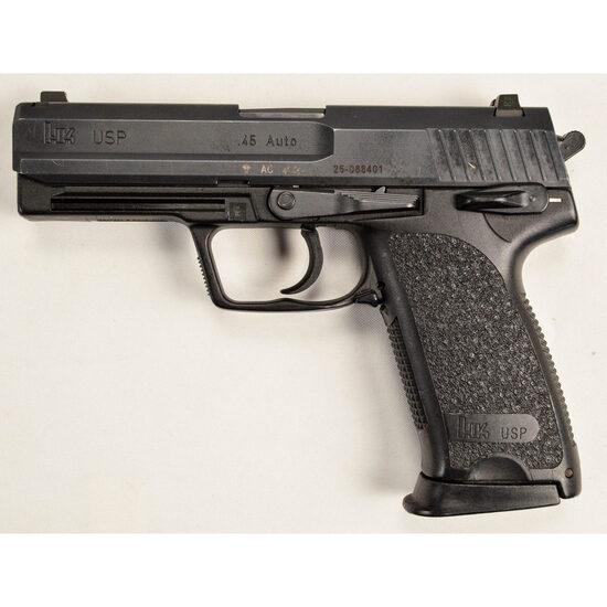 Heckler & Koch USP .45 Pistol
