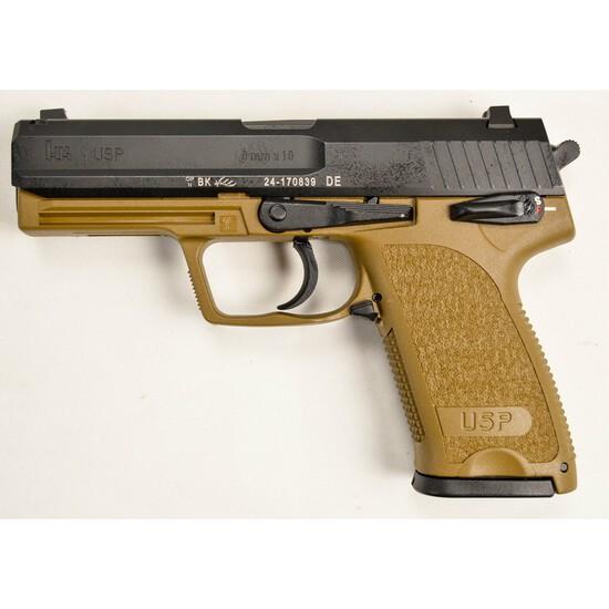 Heckler & Koch USP 9mm Pistol