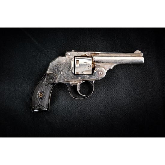 Iver Johnson Tip Up Revolver