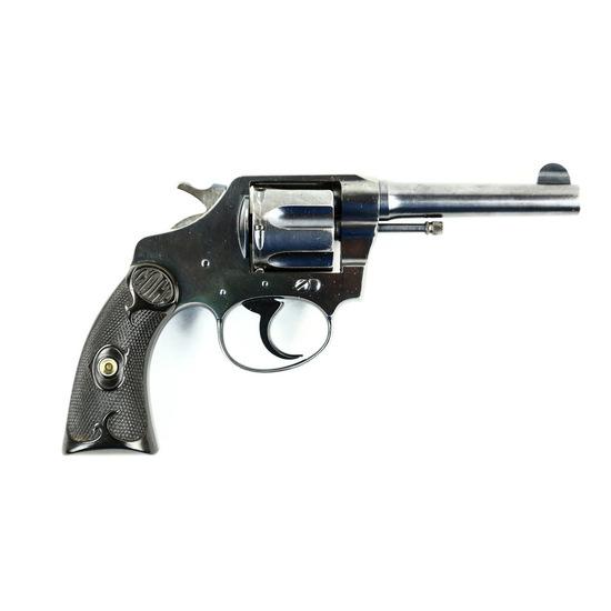 Colt Police Positive .38 S&W Revolver