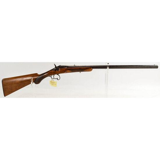 European Pieper Style Gallery Rifle