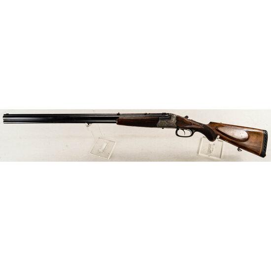 Carl Kornis Leipzig O/U Combination Gun