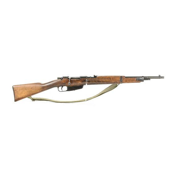 Italian Carcano 7.35 Caliber Rifle
