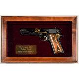 Colt 1911 America Remembers Tribute Pistol