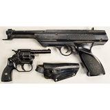 RTS 22 Caliber Starter Pistol & Daisy BB Gun