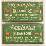 Winchester 32-20 Ammunition