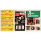 Super Vel, Remington 357 Ammo and Speed Loaders