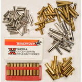 Lot of Misc. Rifle Brass