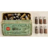 S&W Vintage 32 Caliber Lead Bullet