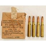 Carcano Italian 7.35 Ammunition
