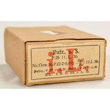 WWII German K98 Ammo Cardboard Box