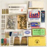 Large Lot 22, 45, 12G, Misc Ammunition