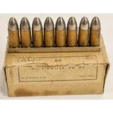 Box of 9 MM Maboju Vz. 48 Ammunition