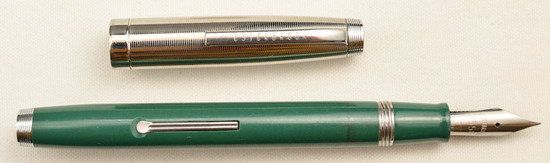 Esterbrook Deluxe Emerald Green FP