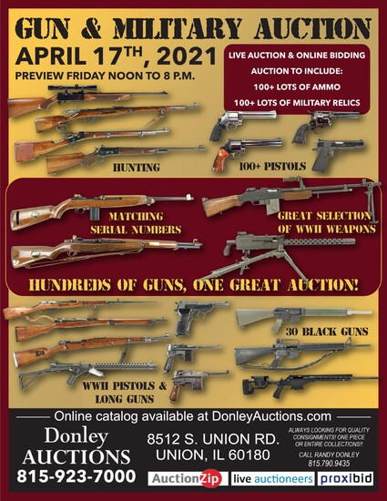 Gun & Military Auction