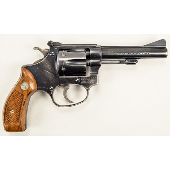 Smith & Wesson Model of 1953 22/32 .22LR