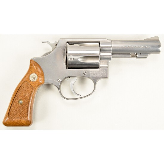 S&W Model 60 Stainless .38 Special Revolver
