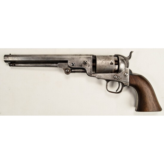 Colt Model 1851 Navy 36 Cal Revolver