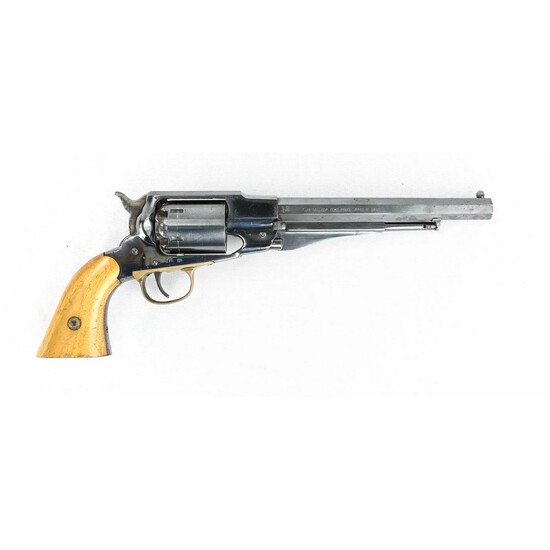 Repro Remington 1858 Blackpowder Revolver .44 Cal