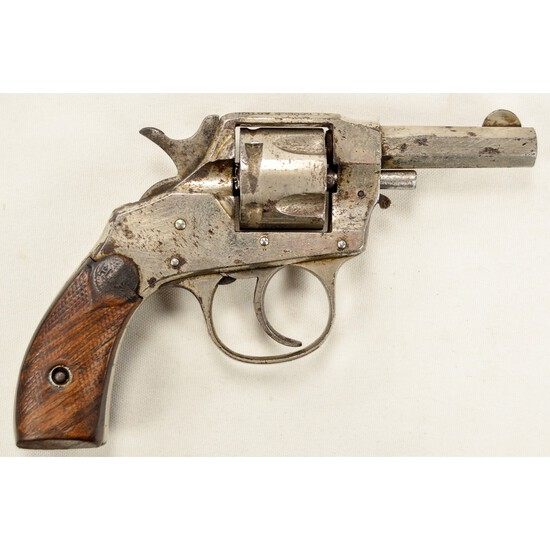 Hopkins & Allen Double Action Pistol .32 Short