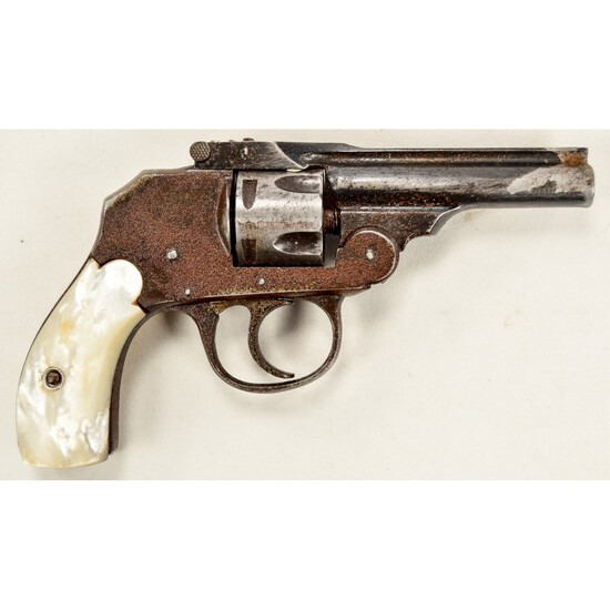US Revolver Co. Tip-Up Revolver .32 Short