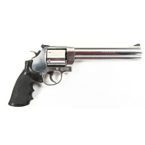 S&W Model 657-5 Stainless Revolver .41 Magnum