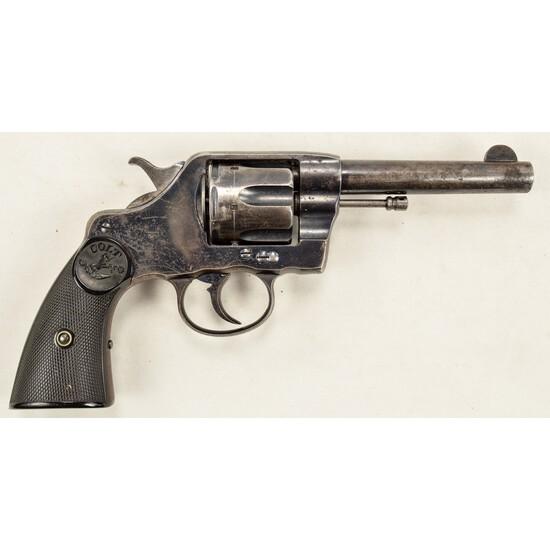 Colt DA .38 Caliber