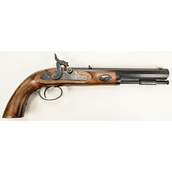 Buck Skinner P.50 Caliber Blackpowder Pistol