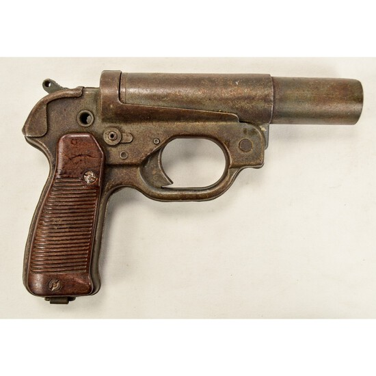WWII German LP-42 Flare Pistol