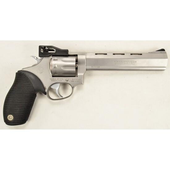 Taurus Stainless Tracker 22 Revolver
