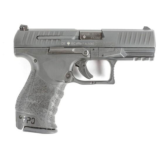 Walther PPQ Pistol 9x19