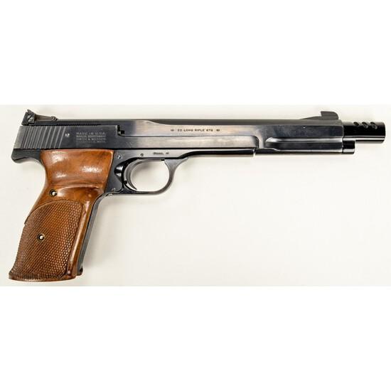 Smith & Wesson Model 41 Pistol .22LR