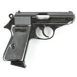 Walther PPK/S Pistol .380ACP
