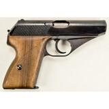 Mauser HSc Pistol 7.65mm/.32ACP