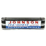 Johnson Sea-Horse Outboard Motors Sign