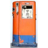 Bowser Model 22 Gas Pump