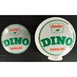 Dino Sinclair Gas Pump Globe