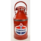 Vintage Standard Co Oil Can